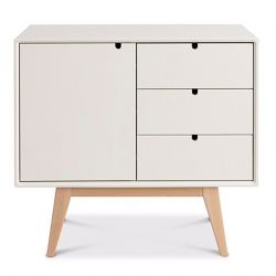 Chest of Drawers Notte | White