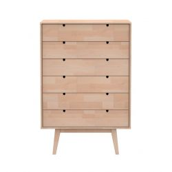 Dresser Notte | Birch Wood