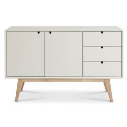 Sideboard Notte | White