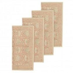 Set de 4 Serviettes de Table 45 cm | Savannah Melon