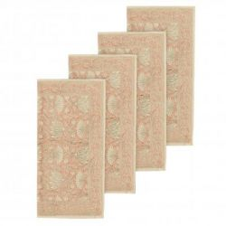 Set of 4 Napkin 45 cm | Savannah Melon