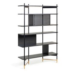 Bookshelf North | Black