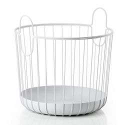 Basket INU 41 cm | Soft Grey