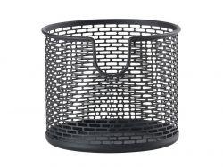 Basket 12 cm | Black