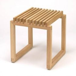 Cutter Stool | Oak