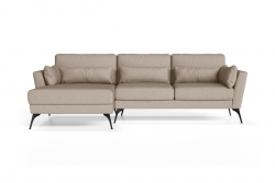Ecksofa Links Susan | Sand