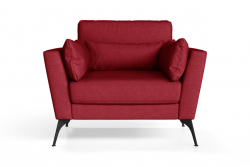 Armchair Susan | Red
