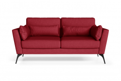 2 Sitzer Sofa Susan | Rot