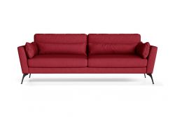 3 Seater Sofa Susan | Red