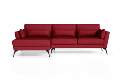 Ecksofa Links Susan | Rot