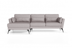 Ecksofa Links Susan | Beige