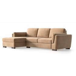 Left Corner Sofa Bree | Camel