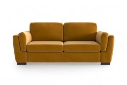 2-Sitzer-Sofa Bree | Senf