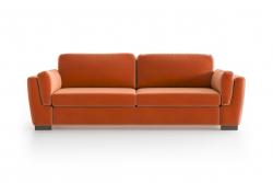 3-Sitzer-Sofa Bree | Orange