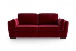 2-Sitzer-Sofa Bree | Rot
