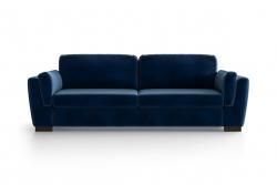 3-Sitzer-Sofa Bree | Blau