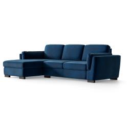 Left Corner Sofa Bree | Blue