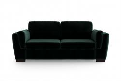 2-Sitzer-Sofa Bree | Dunkelgrün