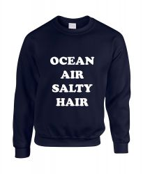 Sweater | Ocean Air Salty Hair
