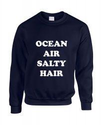 Pullover | Ozeanluft Salzige Haare