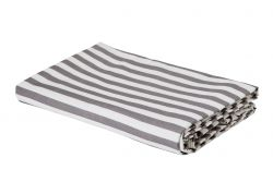 Fitted Sheets Odensee | White & Grey