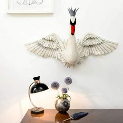 Wanddekoration | Odette geflügelt