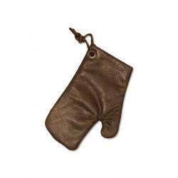 Ofenhandschuhe Vintage | Braun