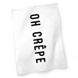 Tea Towel | Oh Crêpe