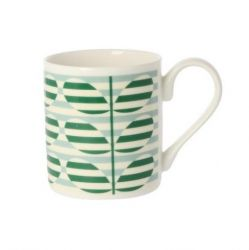 Mug Green Stripe