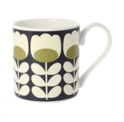 Mug Green Tulip Stem