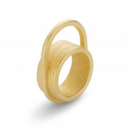 Balanced Ring #3 | Gold