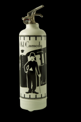 Design fire Extinguisher Old Comedy