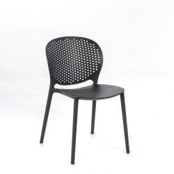 Polypropylen-Stuhl OM/261/GS | Dunkelgrau