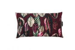 Cushion Oletha Aubergine Small