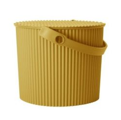 Storage Bucket Omnioutil | Mustard Yellow