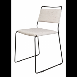Chair One Wire | Black & White