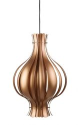 Onion Pendant Lamp Copper