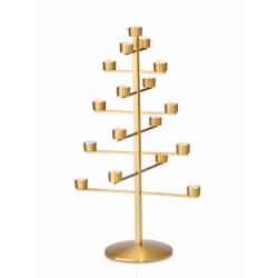 Kerzenständer Weihnachtsbaum Twig