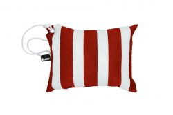 Waterproof Beach Cushion Portofino | Red