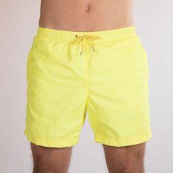 Schwimmkurz | Orange-Gelb