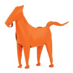 Desk Organiser Horse | Orange