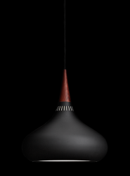 Pendant Lamp Orient Medium | Black