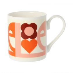 Tasse Early Love | Rosa