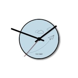 Wall Clock Take It Easy