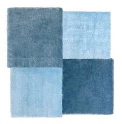 Carpet Over Square Large | Blue