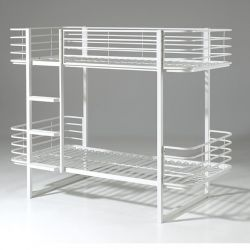 Bunk Bed Oscar | 200 x 90 cm | White