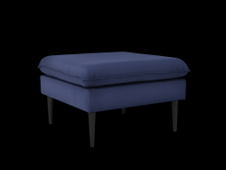 Pouf Posh | Blue