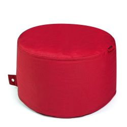 Outdoor Pouf Rock Plus | Red