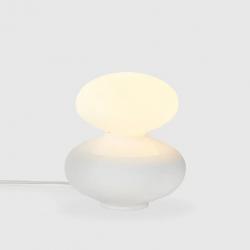 Table Lamp Reflection Oval 6W | Matt White