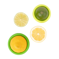 Food Huggers Citrus Saver | Set of 2